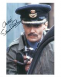 Simon Williams (Upstairs, Downstairs) - Genuine Signed Autograph 8239